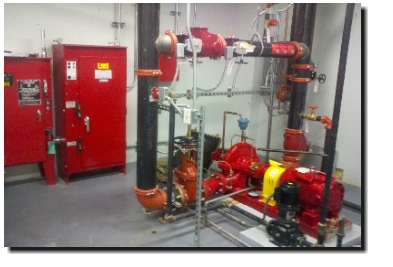 Commercial Services Provided by C&E Fire Protection - C&E